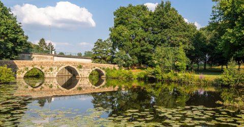 Image - Pont Saint-Georges Montaigu-Vendée - Terres de Montaigu