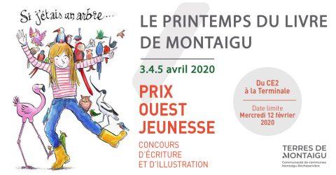Image : Lancement du Prix Ouest Jeunesse 2020 - Terres de Montaigu