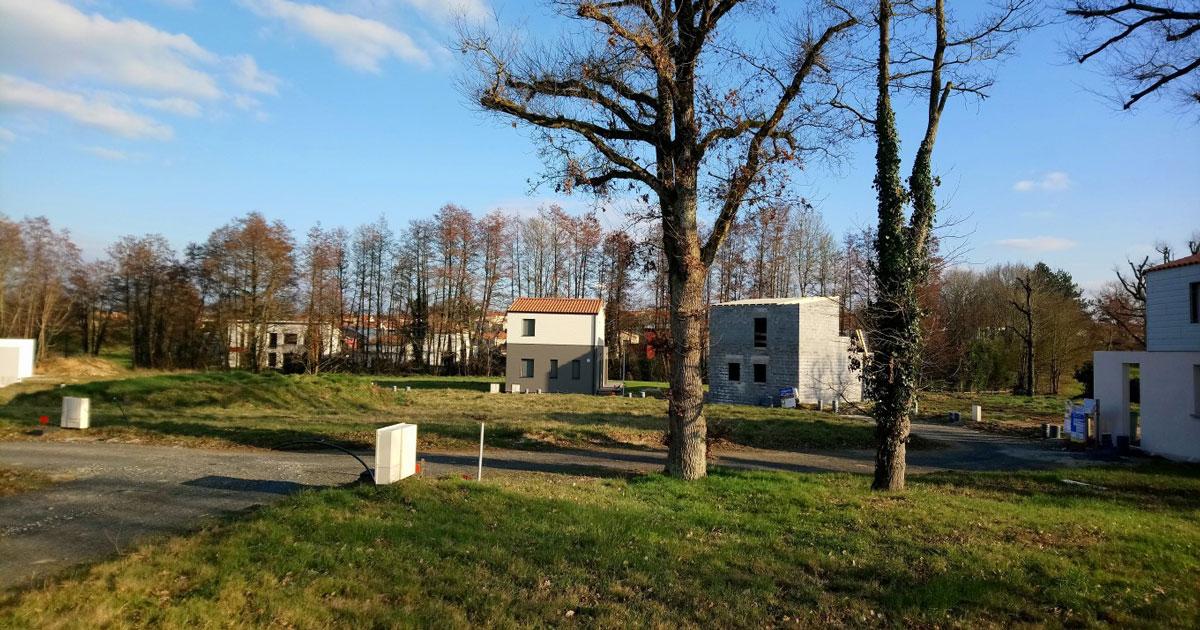 Image - Lotissement le Pré Blanc - Saint Hilaire de Loulay - Montaigu-Vendée