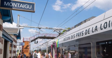 Image - Gare SNCF Montaigu-Vendée