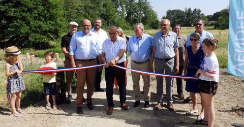Image : inauguration du Pré Gestion - Montaigu-Vendée