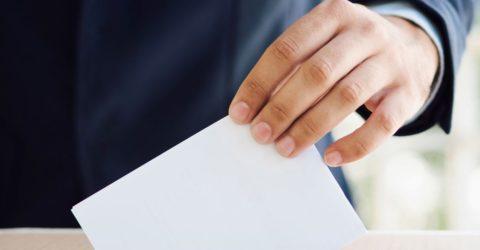 Image : Vote par procuration - Élections - Montaigu-Vendée