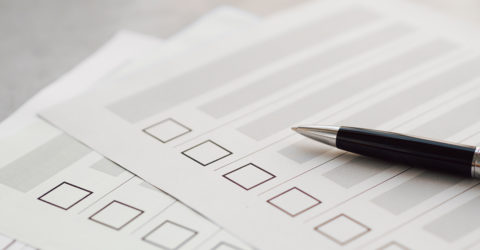 Image : Bulletin de vote - Élections municipales - Montaigu-Vendée