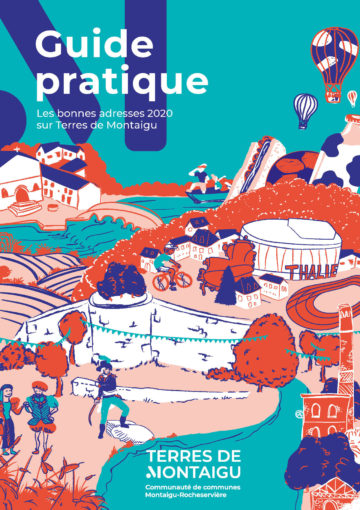 Image : Couverture - Guide pratique 2020 - Terres de Montaigu