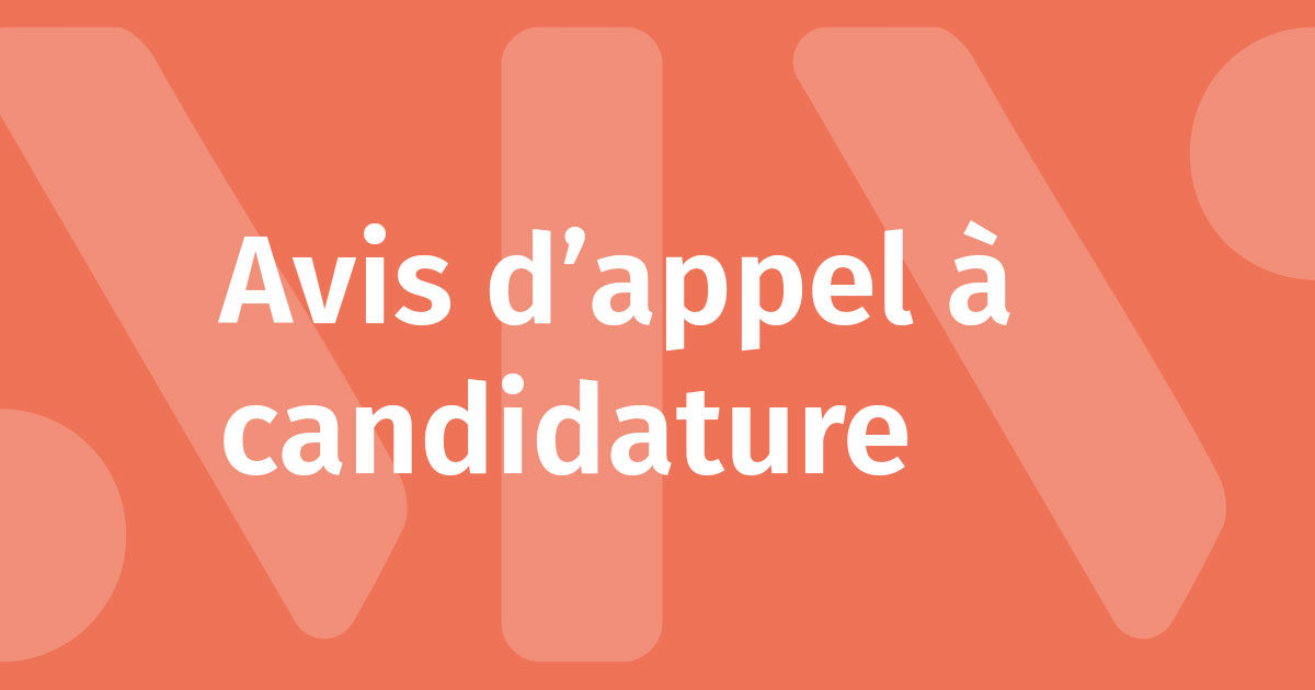 Image : Avis d'appel à candidature - Montaigu-Vendée
