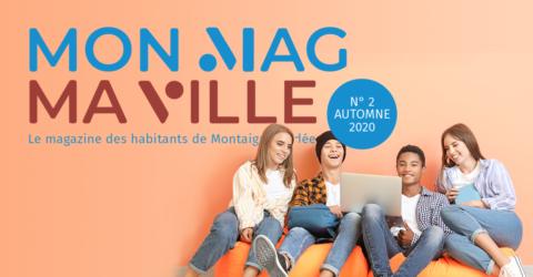 Mon Mag Ma Ville - Automne 2020