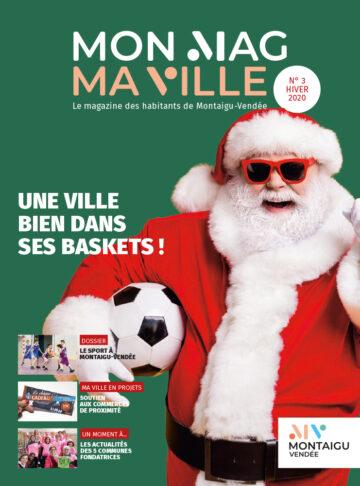 Mon Mag Ma Ville #03 - Hiver 2020