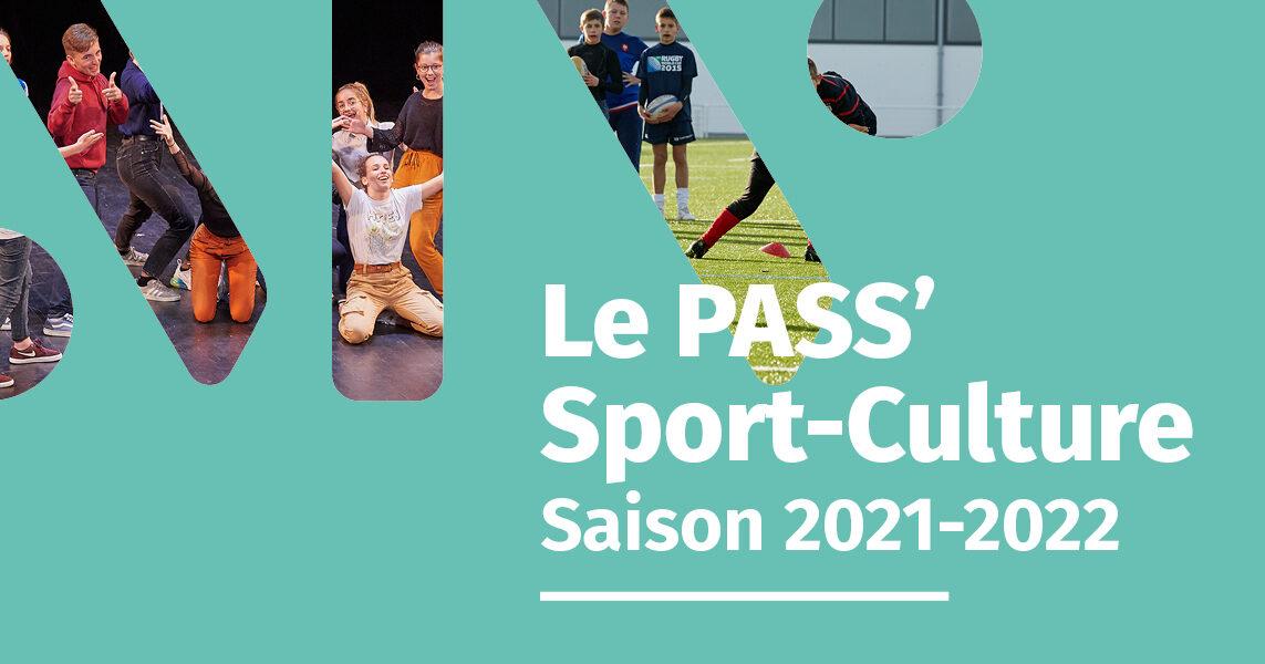 Illustration : le pass' sport-culture saison 2021-2022