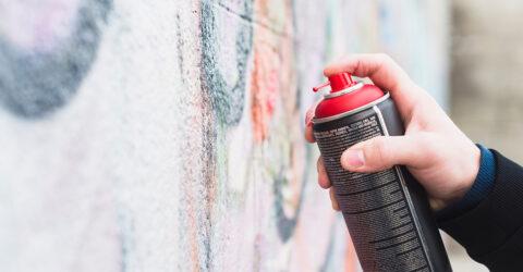 Photo d'illustration : tags et graffitis