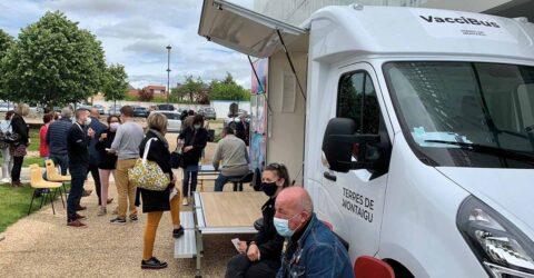 Image : 2021 VacciBus à Montaigu-Vendée