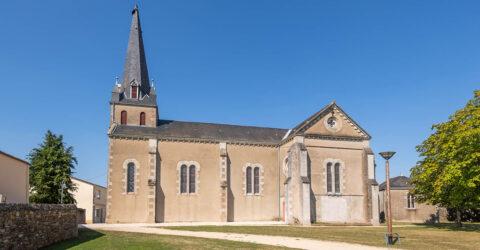 Eglise de Boufféré