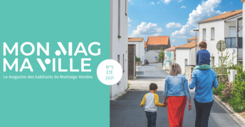 Photo : magazine Mon Mag Ma Ville #05 - été 2021