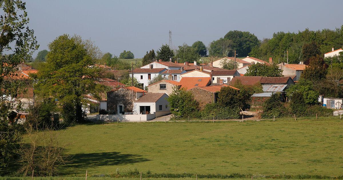 Photo : village de la Bernardière, Saint-Georges-de-Montaigu, Montaigu-Vendée