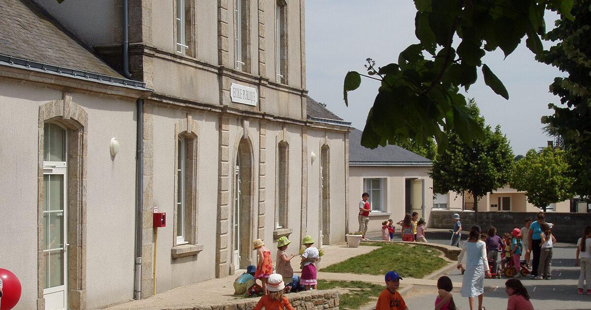 Ancienne école de Saint-Hilaire-de-Loulay